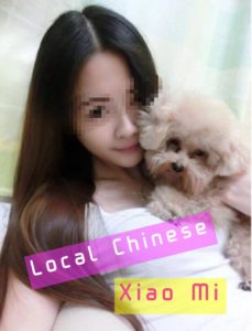 Local Chinese Freelance Party Girl-Xiao Mi- Chinese- Shah Alam